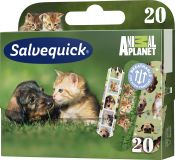 Salvequick Animal Planet laastari 20 kpl