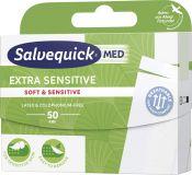 Salvequick Extra Sensitive laastari 6cm x 50 cm