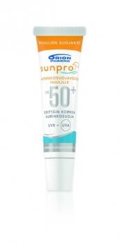 Sunpro aurinkosuojavoide huulille S K 50+ 15 ml