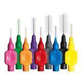 Tepe hammasväliharja 8 kpl 0,4-1,5 mm
