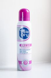 Triple Dry Fresh Spray 150 ml