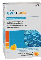 Eye Q Omega-3 Chews mansikanmakuinen 180 kaps