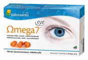 Omega7 Eye kapseli 90 kaps.