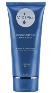 V10 Plus Okinawa Deep Sea Water Mask kosteusnaamio 100 ml