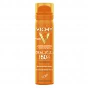 Vichy Ideal Soleil Freah Face Mist - Aurinkosuojasuihke kasvoille SPF 50