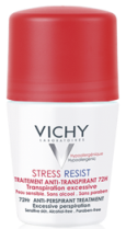 Vichy Stress Resist Antiperspirantti 72h roll-on 50 ml