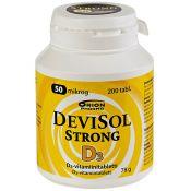 DeviSol Strong 50 µg 200 tabl