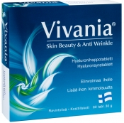 Vivania Skin Beauty & Anti Wrinkle 60 tabl