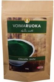 Voimaruoka Chlorella