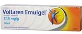 Voltaren Emulgel 11.6 mg/g geeli 30g