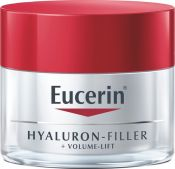 Eucerin Hyaluron-Filler + Volume-Lift Day Cream Dry Skin SPF15 + UVA  50 ml