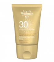 Louis Widmer Sun Protection Face - miedosti hajustettu aurinkosuoja kasvoille SPF30 50 ml