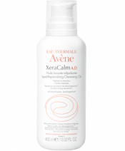 Avene XeraCalm A.D Lipid-replenishing Cleansing oil 400ml