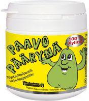 Paavo Päärynä Täysksylitolipastilli 150 kpl