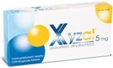 Xyzal 5 mg tabletti, kalvopäällysteinen 28 läpipainopakkaus